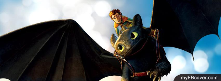 how to train your dragon official movie cover