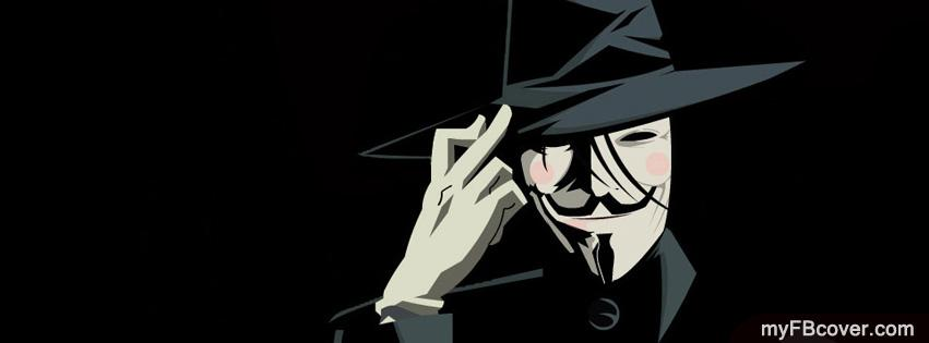 for Vendetta Facebook Covers | Timeline Covers | FB Covers